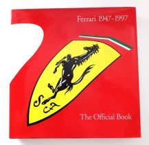 FERRARI 1947-1997 The Official Book.